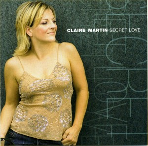 CD Cover: Claire Martin Secret Love
