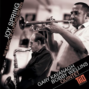 CD Cover: Joy Spring