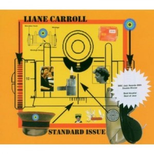 Liane Carroll - Standard Issue - CD Cover