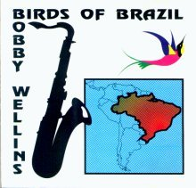 CD Cover: Birds of Brazil