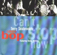 CD Cover: Can't Stop Now