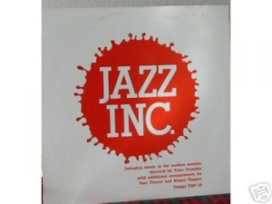 LP Cover: Jazz Inc