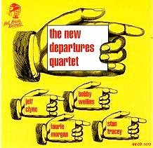 CD Cover: New Departures Quartet