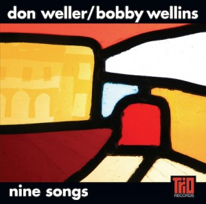 CD Cover: Nine Songs