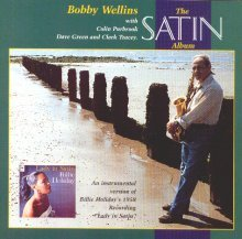 CD Cover: The Satin Album