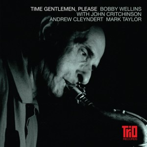 Cd Cover: Time Gentlemen Please